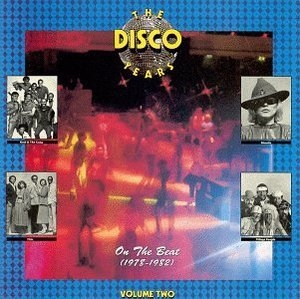 The Disco Years Vol.2: On The Beat album cover