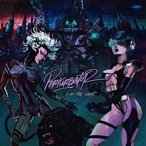 I Am The Night album cover