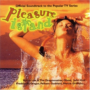 Pleasure Island 2001: Official Soundtrack to the Popular TV Series album cover