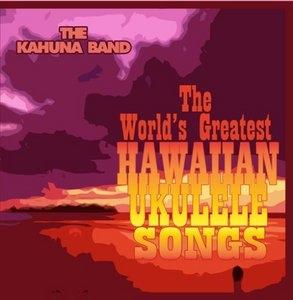 The World's Greatest Hawaiian Ukulele Songs album cover