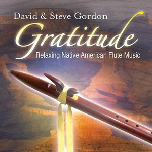 Gratitude: Relaxing Native American Flute Music album cover