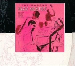The Modern Jazz Sextet album cover