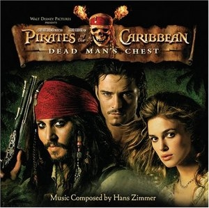 Pirates Of The Caribbean: Dead Man's Chest album cover