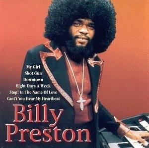 Billy Preston (MBH) album cover