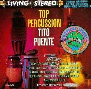 Top Percussion album cover