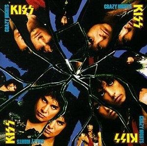 Crazy Nights album cover