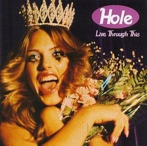 Live Through This album cover