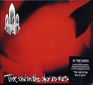 The Red In The Sky Is Ours album cover