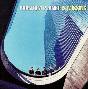 Phantom Planet Is Missing album cover