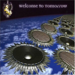 Welcome To Tomorrow album cover