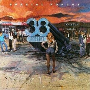 Special Forces album cover