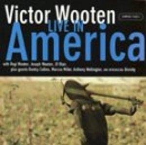 Live In America album cover