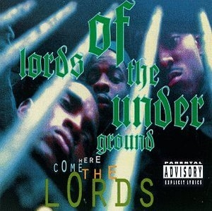 Here Come The Lords album cover