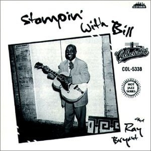 Stompin' With Bill album cover