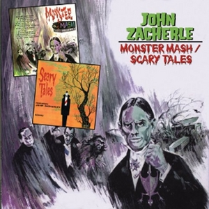 Monster Mash~ Scary Tales album cover