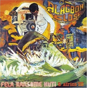 Alagbon Close~ Why Black Man Dey Suffer album cover