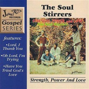 Strength, Power And Love album cover