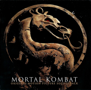 Mortal Kombat: Original Motion Picture Soundtrack album cover