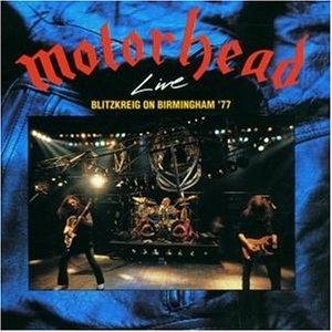 Blitzkrieg On Birmingham 77 album cover