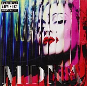 MDNA album cover