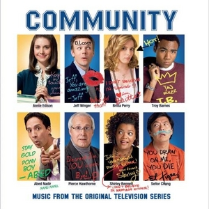 Community: Music From The Original Television Series album cover