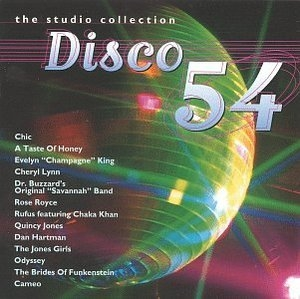 Disco 54: The Studio Collection album cover
