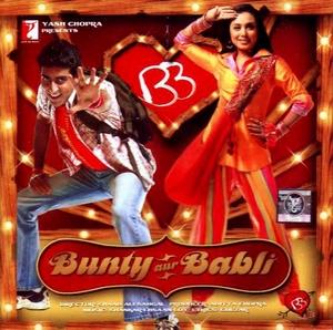 Bunty Aur Babli album cover