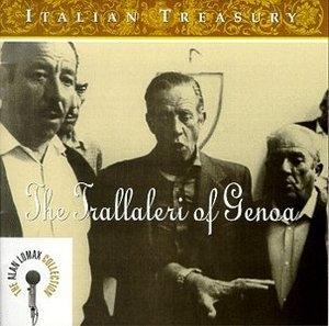 Italian Treasury: The Trallaleri Of Genoa (Alan Lomax Collection) album cover