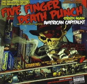 American Capitalist (Deluxe) album cover