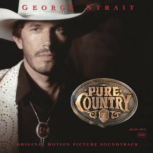 Pure Country: Original Motion Picture Sountrack album cover