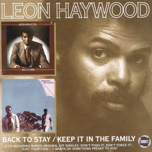 Back To Stay~ Keep It In The Family album cover