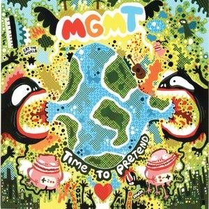 Time To Pretend (EP) album cover