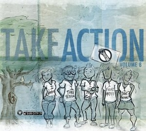 Take Action! Volume 8 album cover