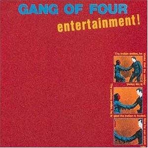 Entertainment! (UK) album cover