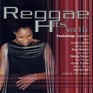Reggae Hits, Vol. 16 album cover