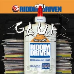 Riddim Driven: Glue album cover