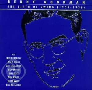 The Birth Of Swing (1935-1936) album cover