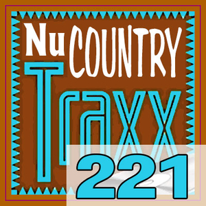 ERG Music: Nu Country Traxx, Vol. 221 (September 2017) album cover