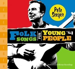 Folk Songs For Young People (Smithsonian) album cover
