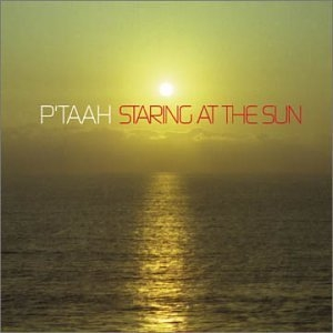 Staring At The Sun album cover