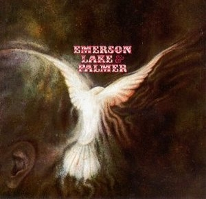Emerson Lake And Palmer album cover