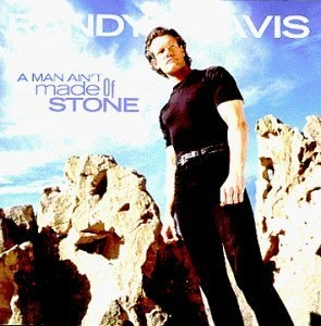 A Man Ain't Made Of Stone album cover