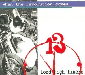 When The Revolution Comes album cover