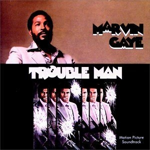 Trouble Man album cover