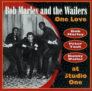 One Love At Studio One album cover
