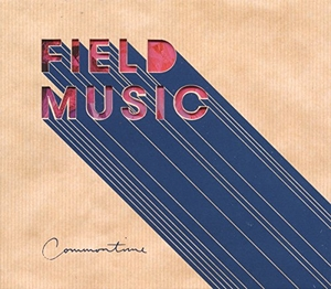 Commontime album cover