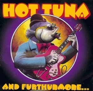 And Furthurmore album cover