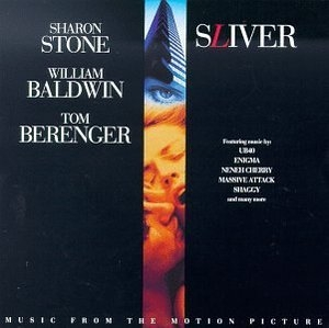 Sliver: Music From The Motion Picture album cover