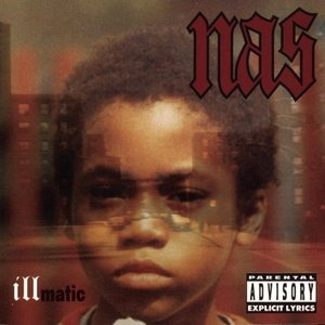 Illmatic album cover