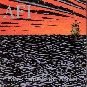 Black Sails In The Sunset album cover